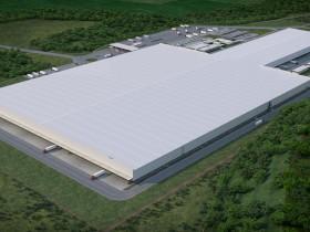 Imagem Centro de Distribuição Cabreúva (em desenvolvimento)